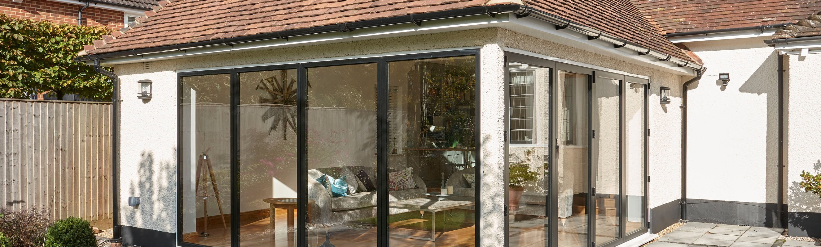 Bi-fold Doors from Vevo