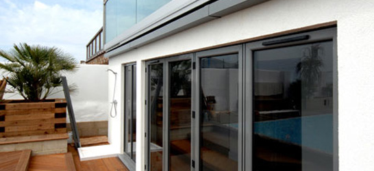 About Channel Glazing